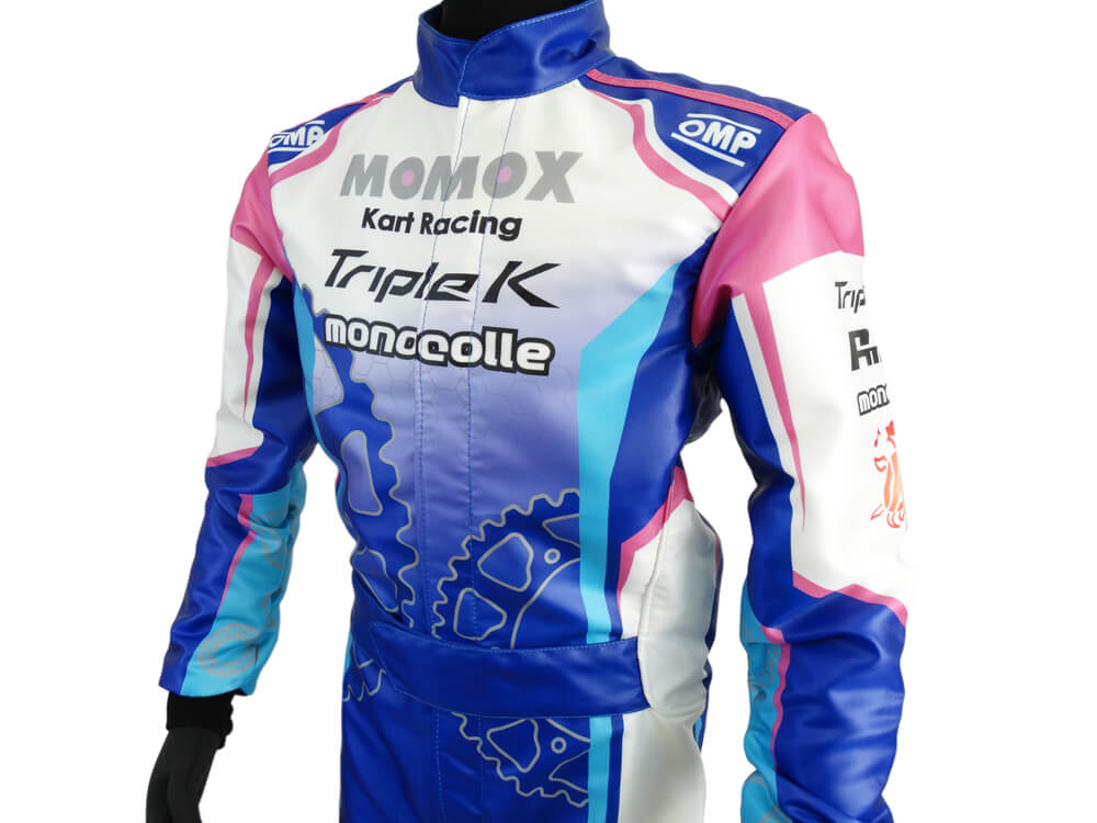 OMP KS1R CUSTOM KART SUIT
