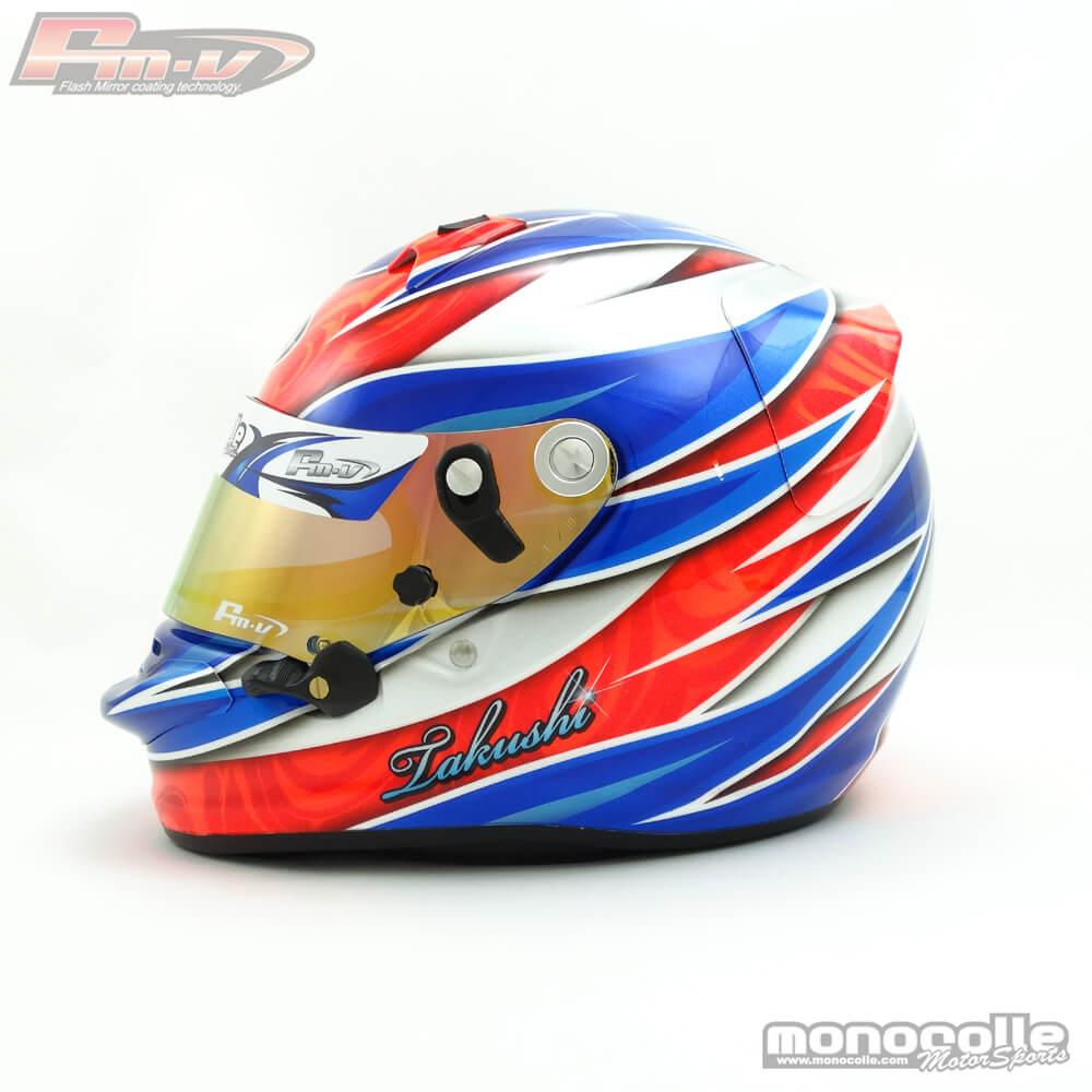 アライSK6カートヘルメットベース ヘルメットペイント