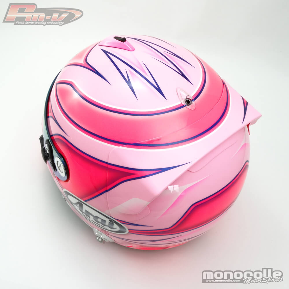ヘルメットペイント アライGP6S