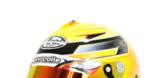 HELEMT PAINT ARAI GP6S
