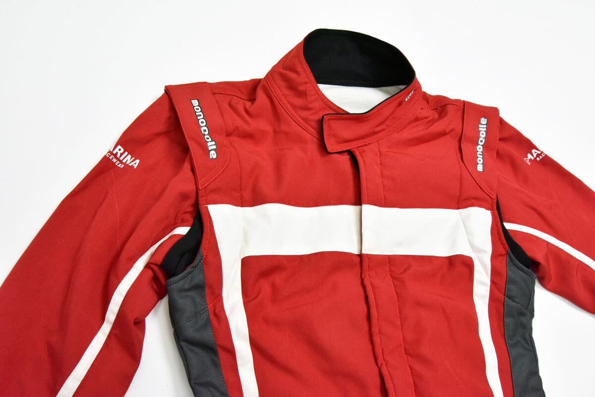 monocolle Marina Racing Suits Air special red