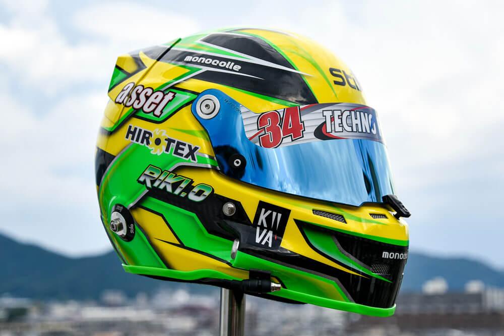 ヘルメットペイント STILO ST5