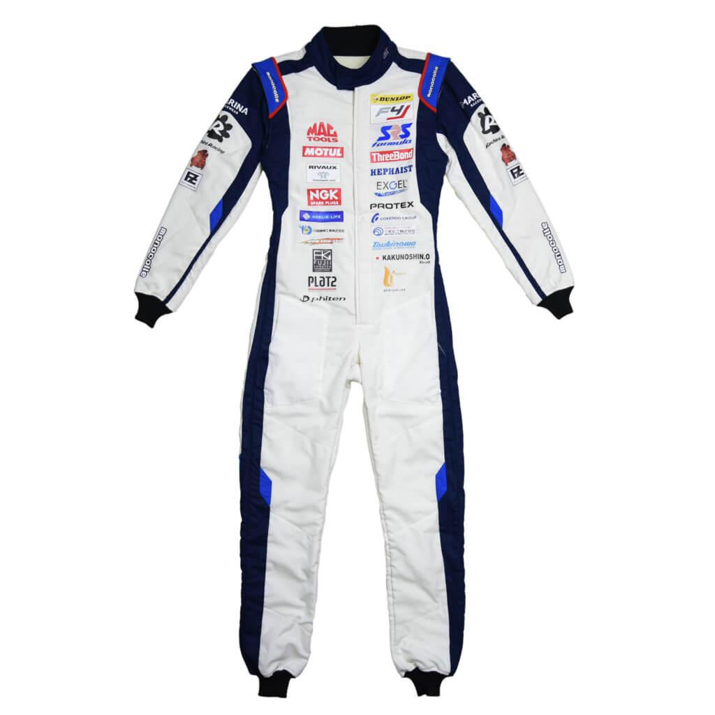 monocolle MARAINA FIA suits FIA F4 K.OhTA