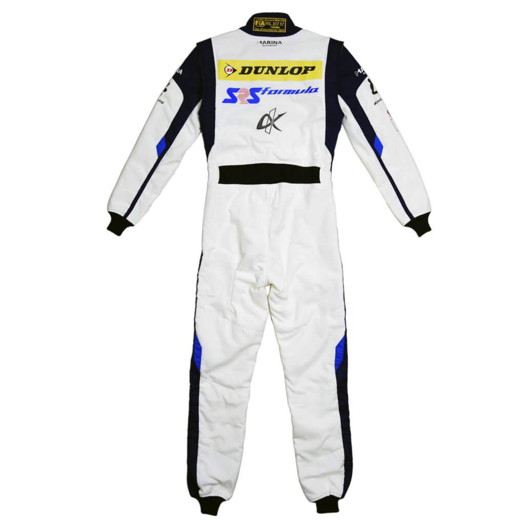 太田格之進のレーシングスーツ