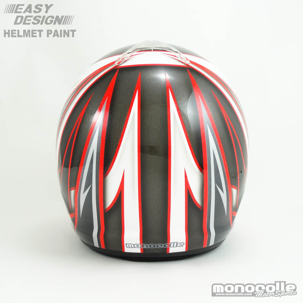 ヘルメットペイント 4輪