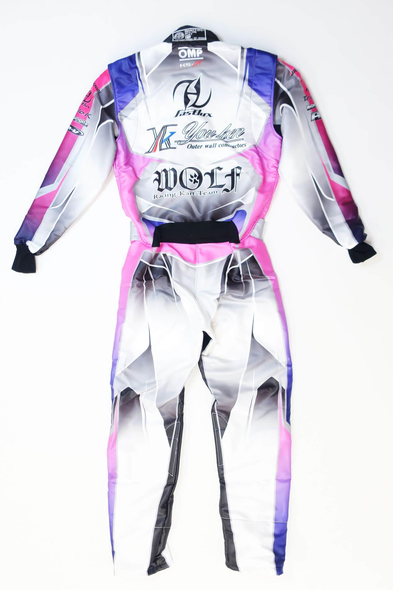 OMPカスタムデザインスーツ