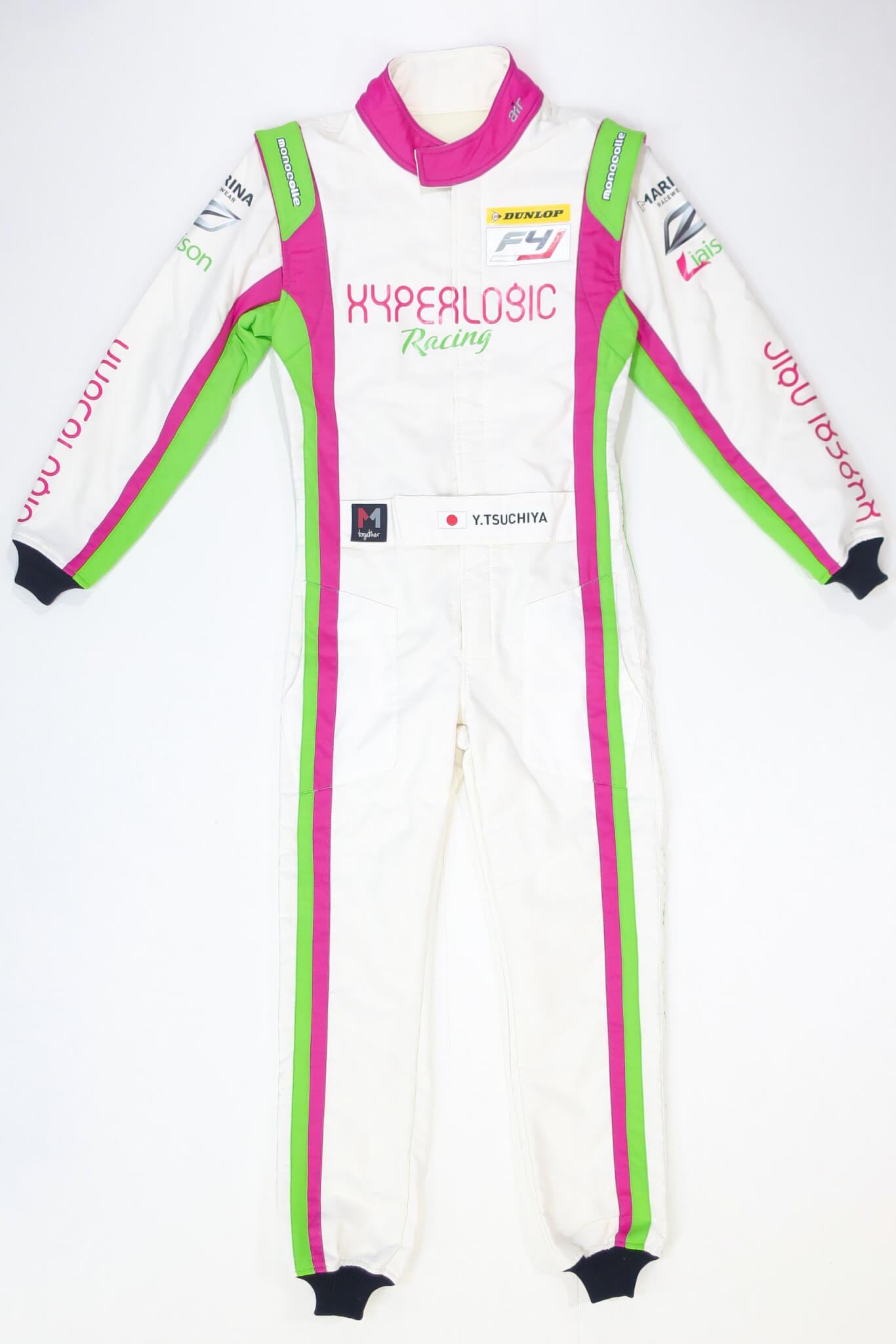 モノコレレーシングスーツ