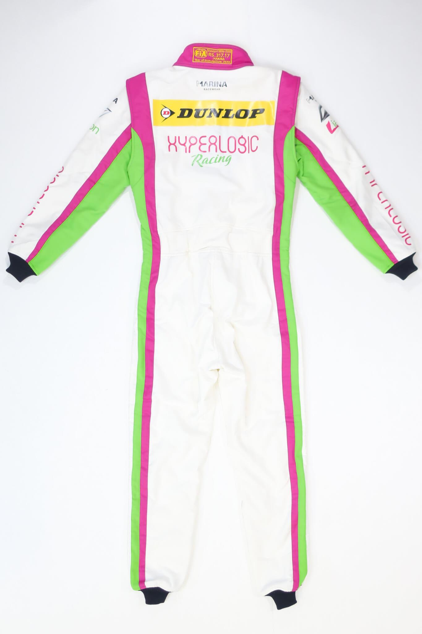FIA公認 カスタムレーシングスーツ