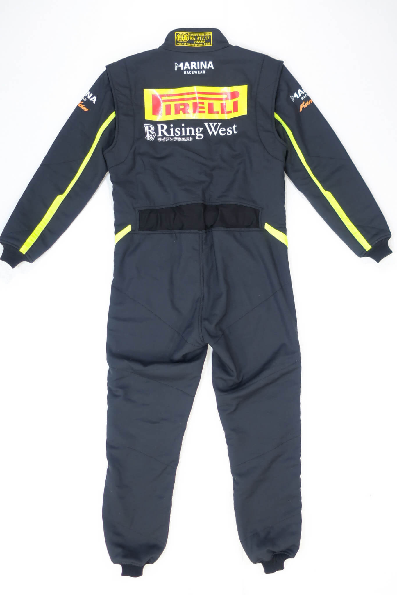 FIA公認 オリジナルスーツ