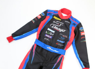 OMPレーシングスーツ