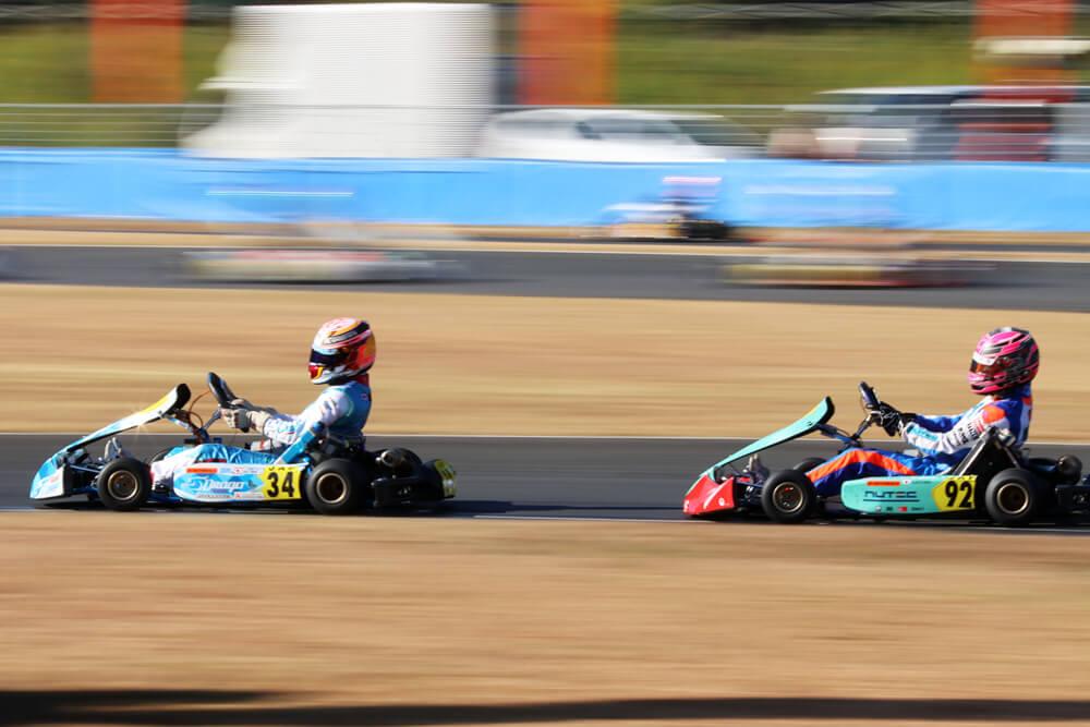 全日本カート選手権 2019年 最終戦 ツインリンクモテギ