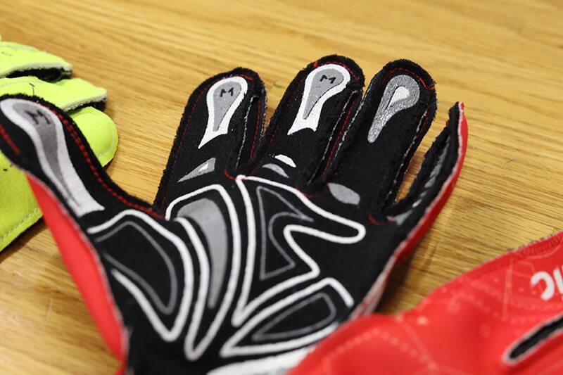 monocolle Marina racing glove