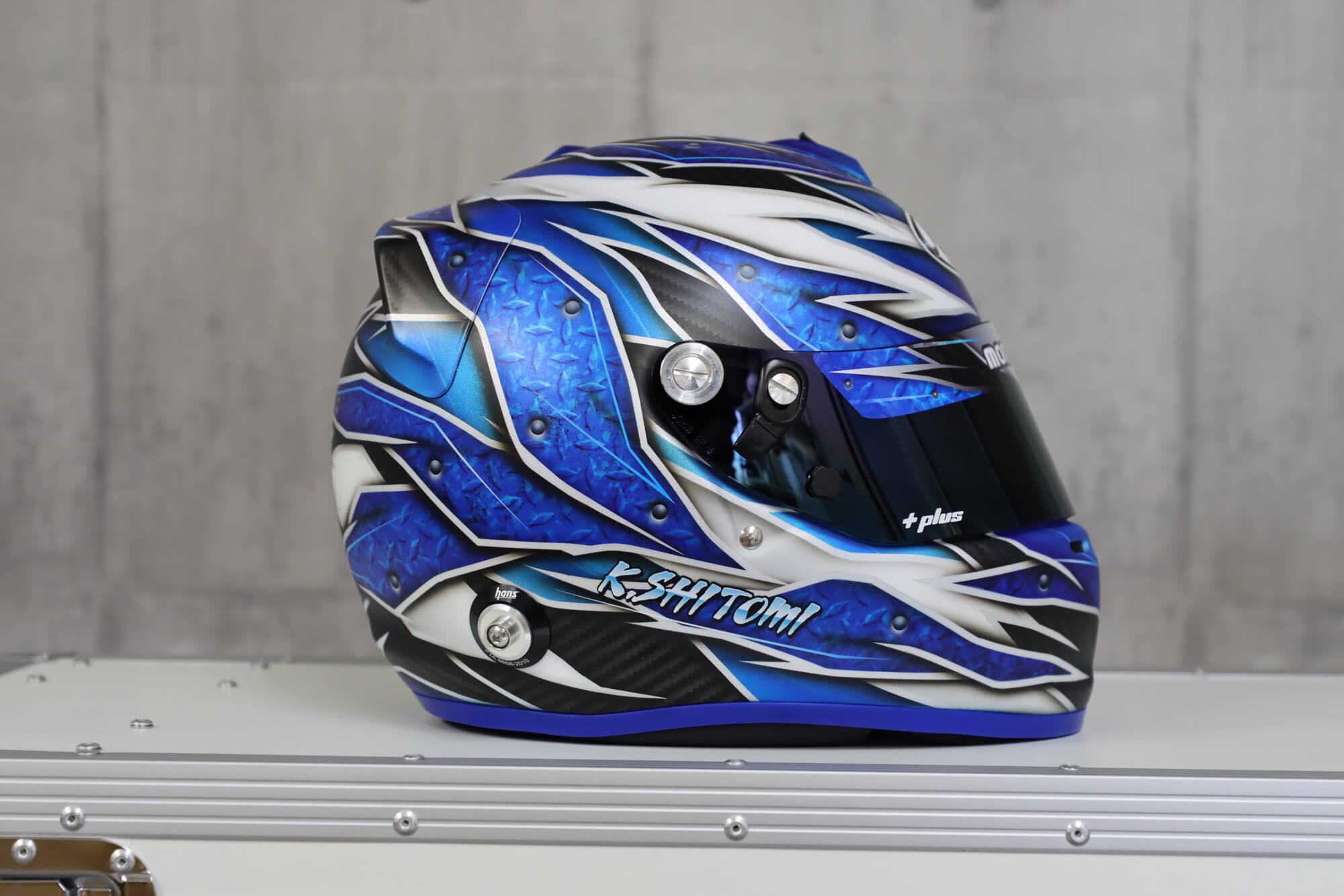ヘルメットデザイン