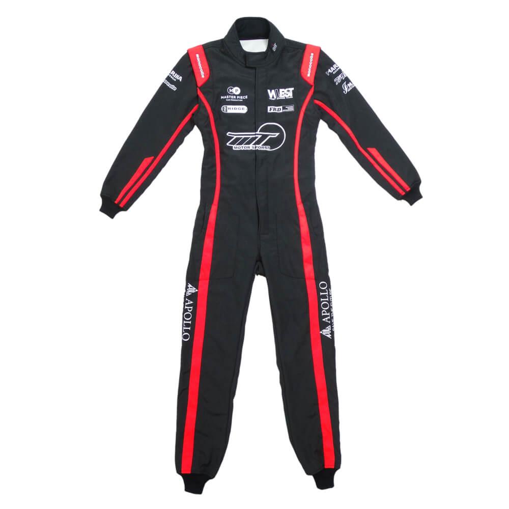 monocolle レーシングスーツ