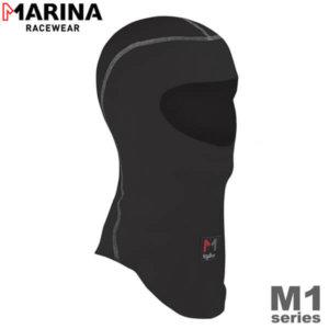 MARINA M1 バラクラバ フェイスマスク ブラック FIA8856-2000