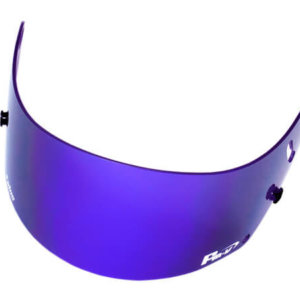 Fm-v Plus mirror coating visor PURPLE/BLUE SMOKE for GP6 SK6