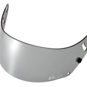 Fm-v Plus mirror coating visor CHROME SILVER LIGHT SMOKE CK-6S