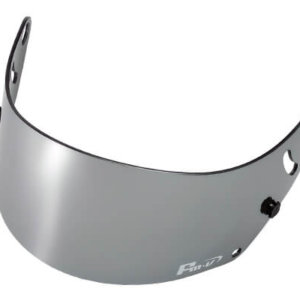 Fm-v Plus mirror coating visor CHROME SILVER SMOKE for GP6 SK6