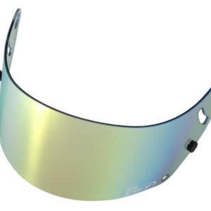 Fm-v mirror coating visor GOLD LIGHT SMOKE shield for GP6 GP6S SK6