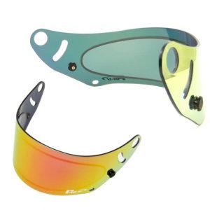 Double lens Anti Fog Fm-v Plus mirror visor for CK-6S
