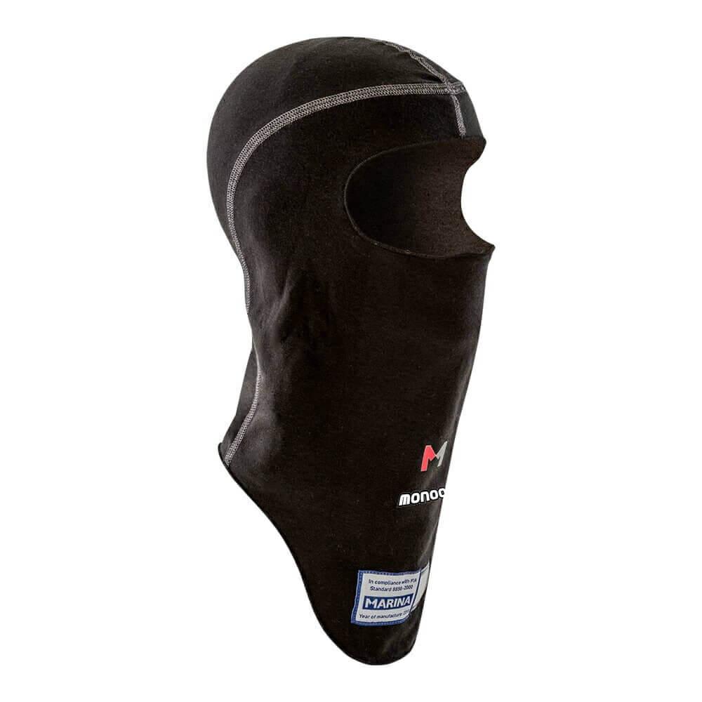 FIA公認フェイスマスク ブラック