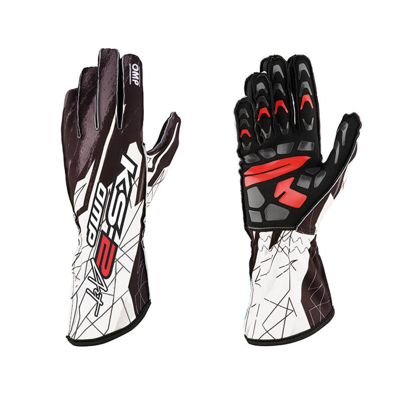 OMP 2020 RACING KART GLOVE KS2 ART