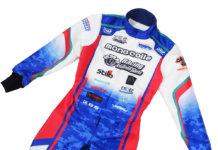 OMP オリジナル レーシングスーツ