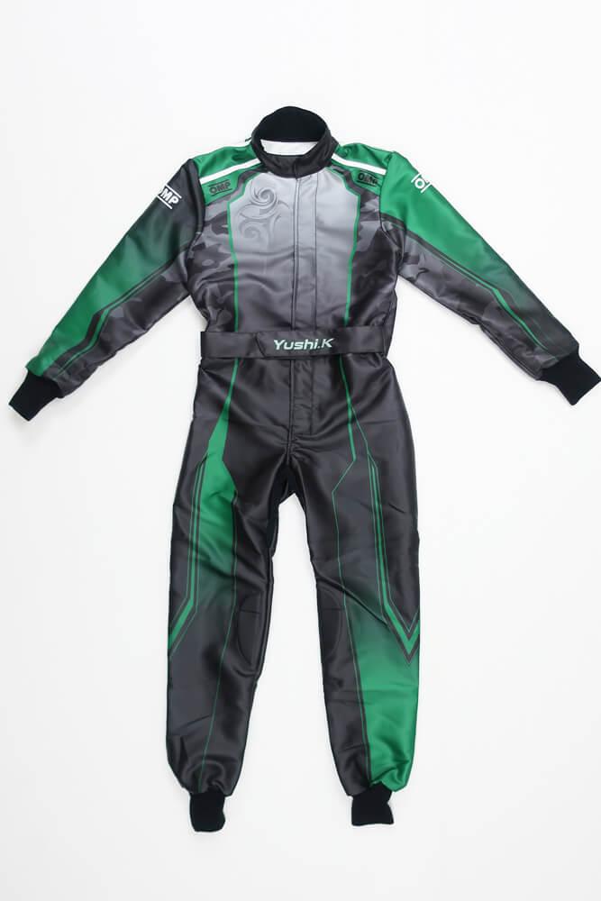 OMPカスタムレーシングスーツ