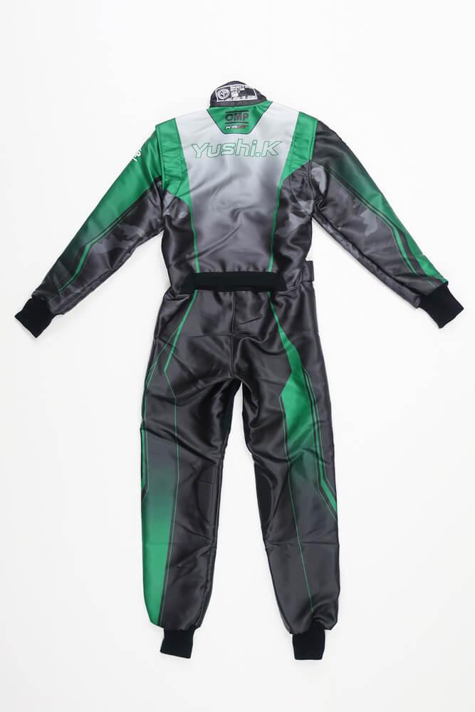 オリジナルカートスーツ製作
