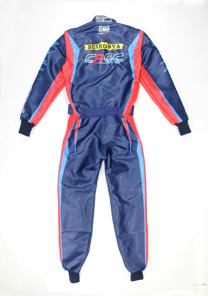 OMP オーダーレーシングスーツ