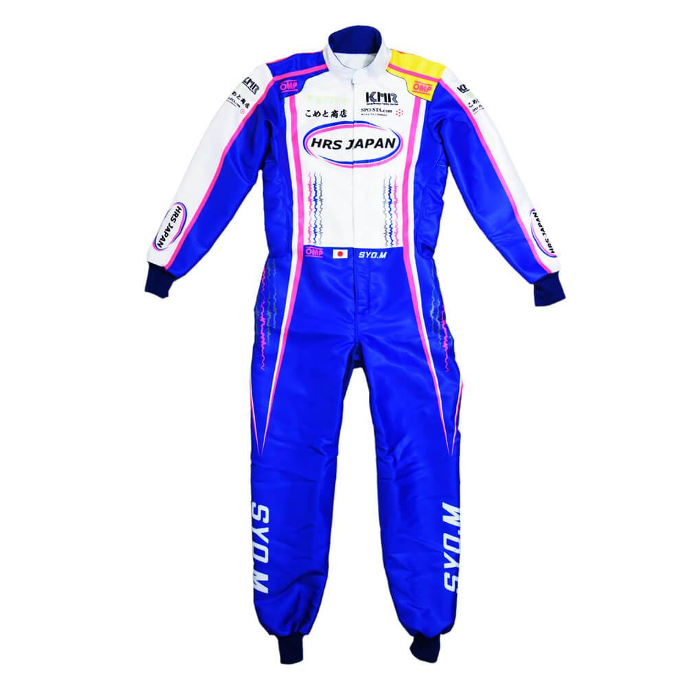 カスタムレーシングスーツ レーシングカート