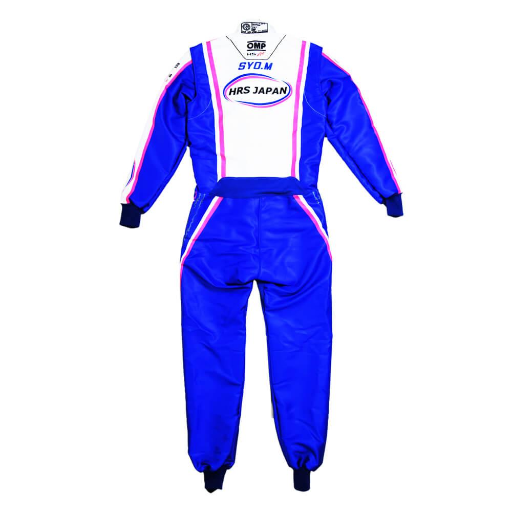 オリジナル レーシングカートスーツ