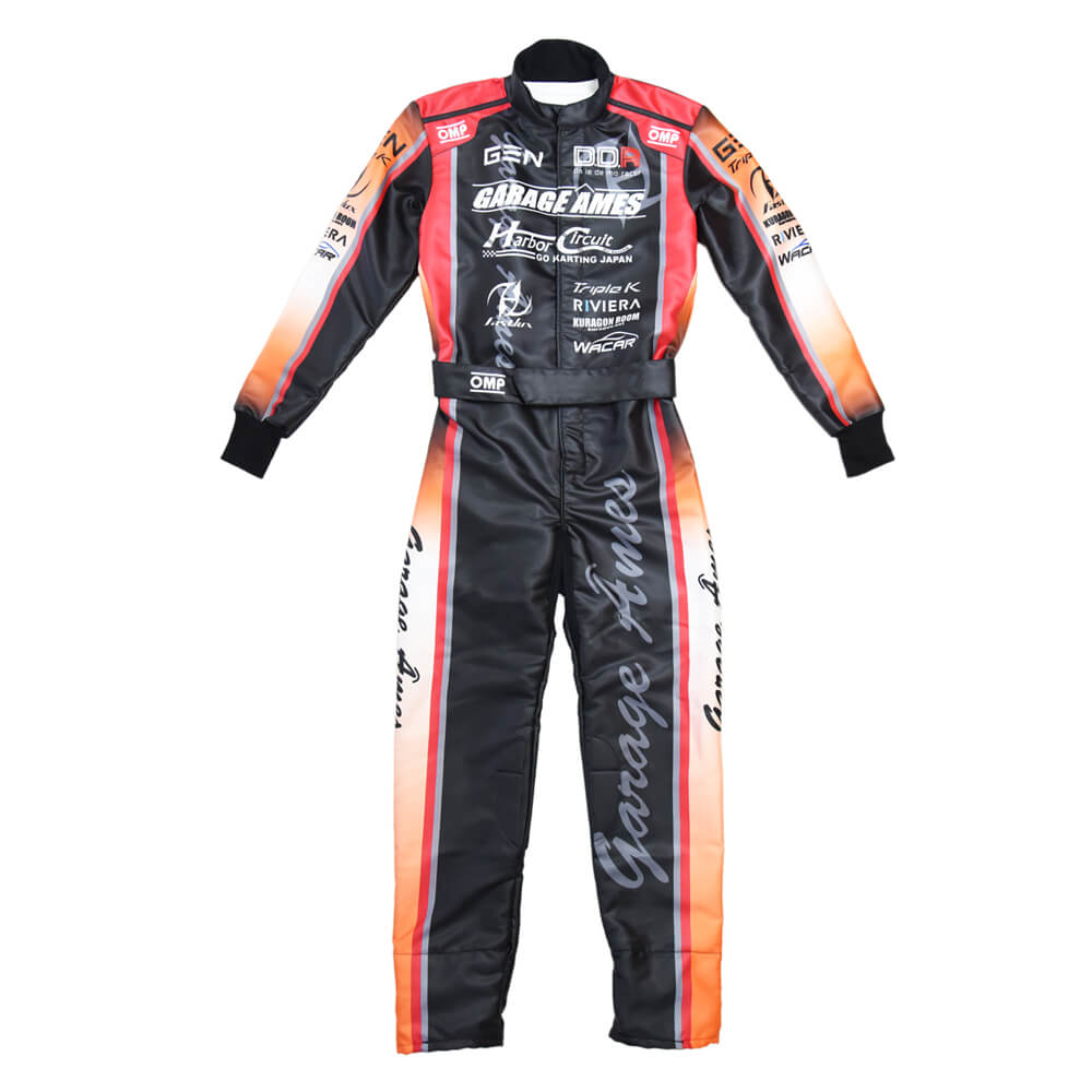 OMP レーシングスーツ カスタムデザイン オリジナル
