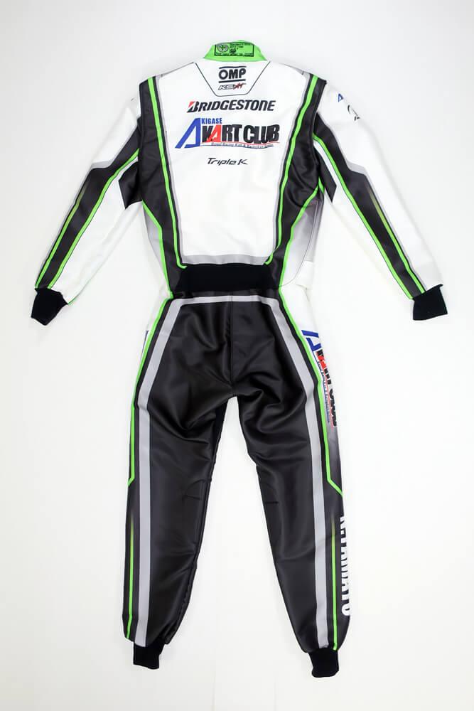 レーシングカートスーツ製作