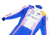 OMP CUSTOM KART SUITS