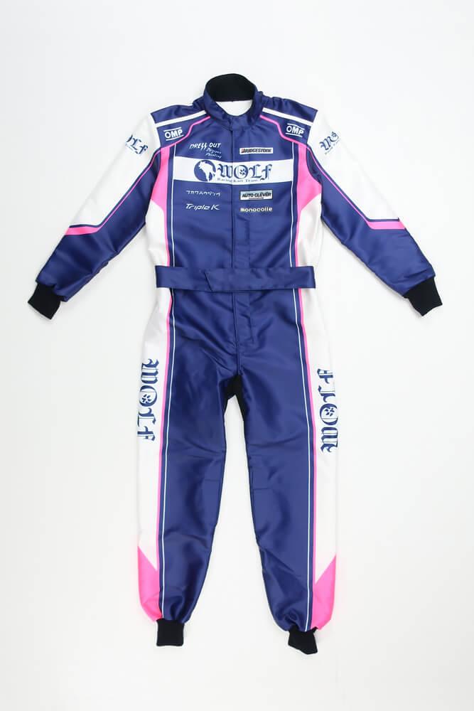 オーダーレーシングスーツ