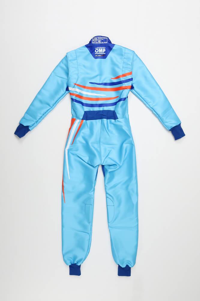 OMPレーシングスーツ カスタム