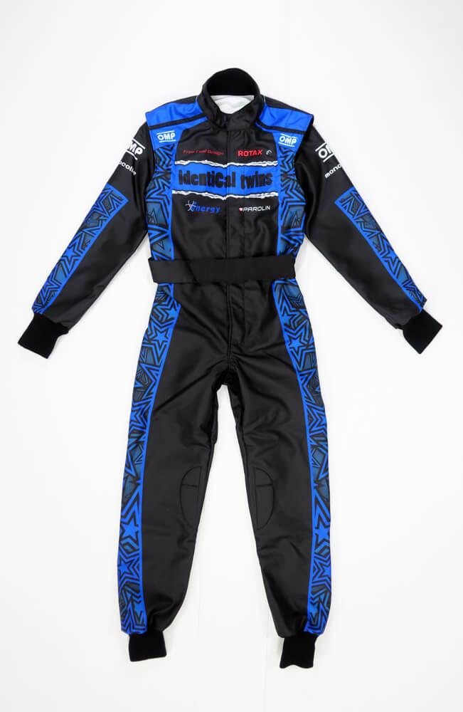 OMPカートスーツ オリジナル