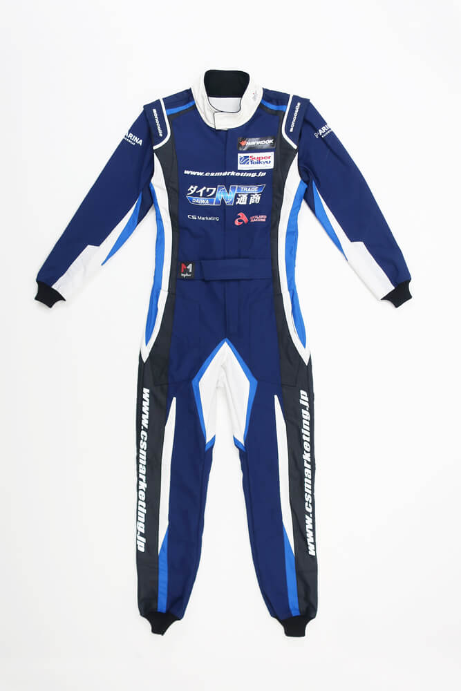 monocolle custom racing suits