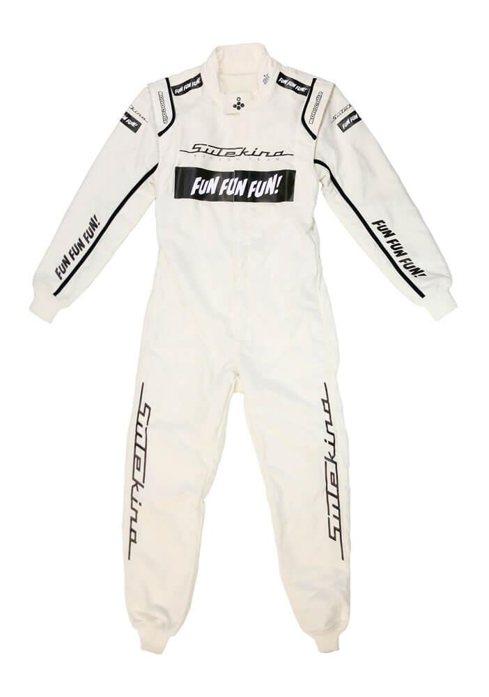 モノコレスーツ FIA公認