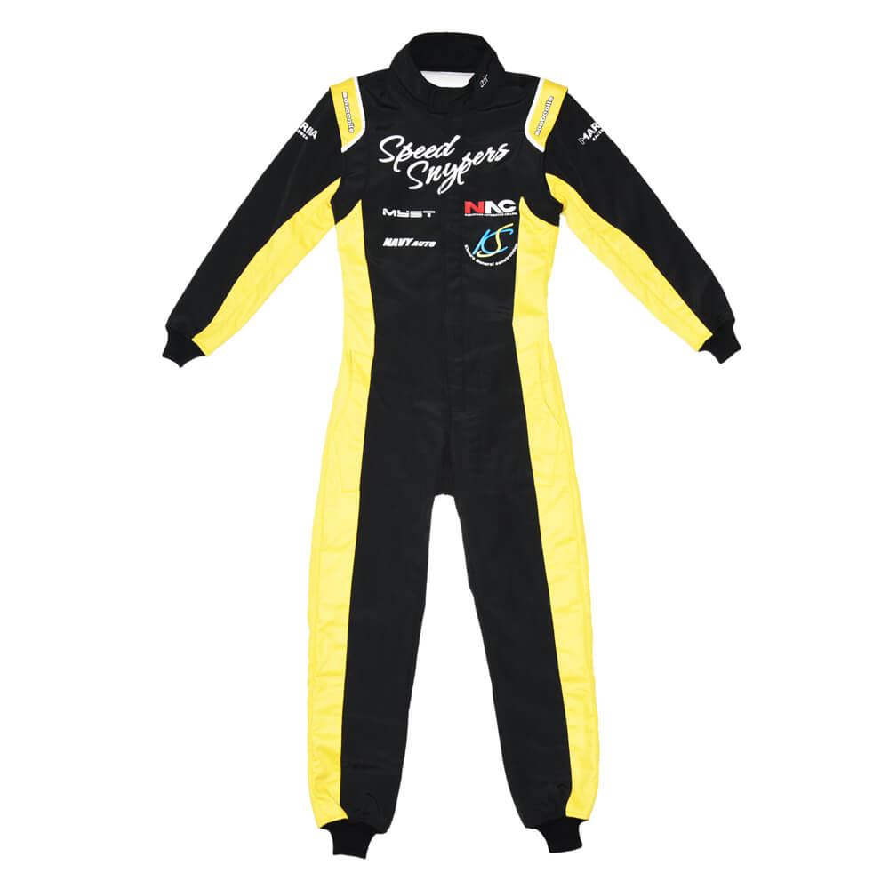 monocolle レーシングスーツ FIA公認