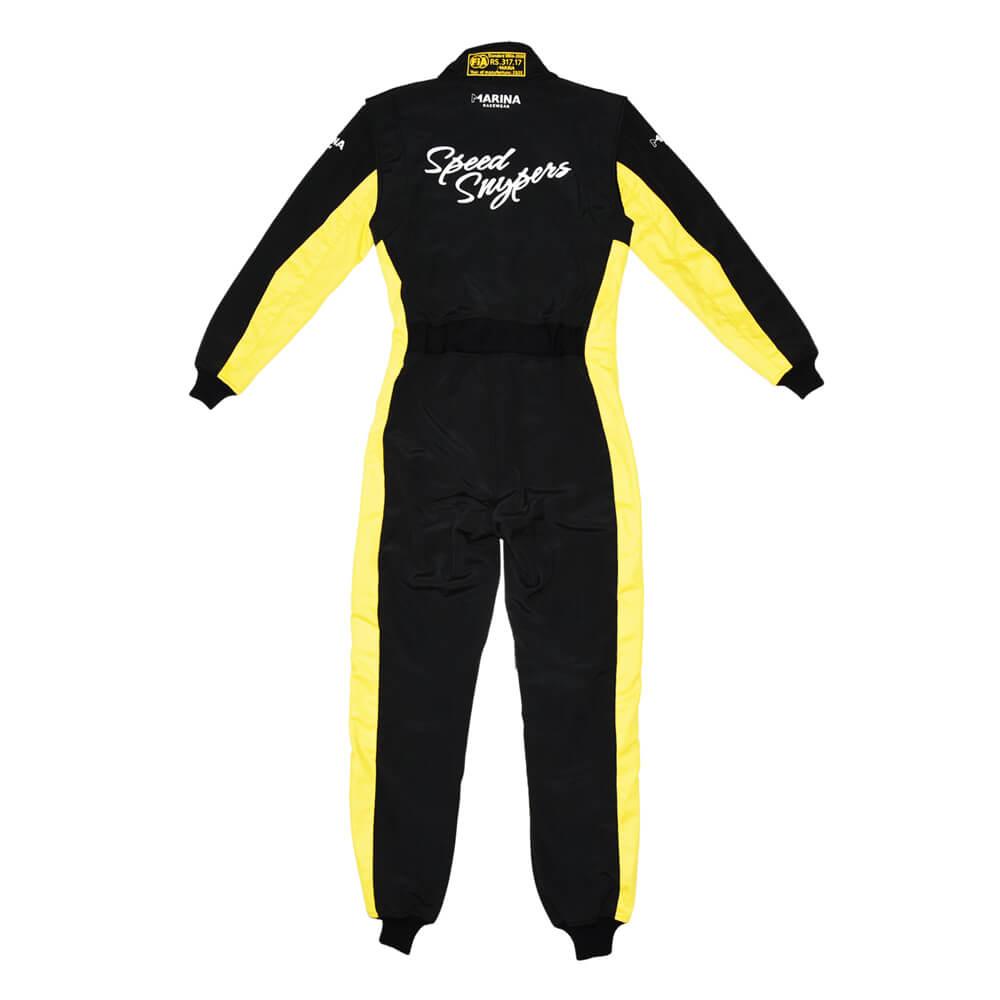 オリジナルデザイン カスタム レーシングスーツ FIA