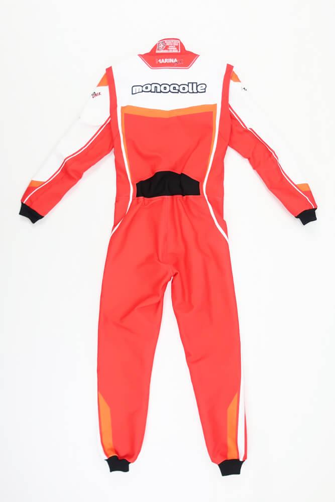 モノコレカートスーツ