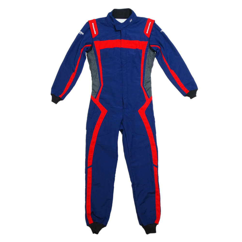 monocolle Marina Racing Suits Air special blue red