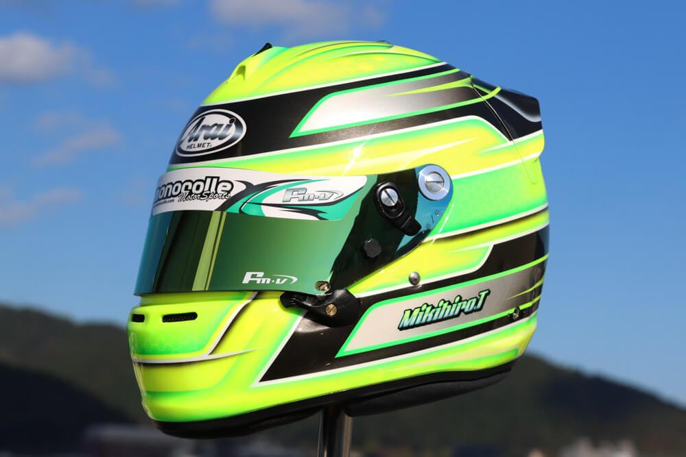 ヘルメットペイント GP6S
