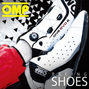 OMP FIA RACING SHOES