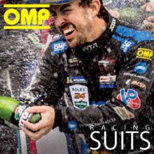 OMP FIA RACING SUIT