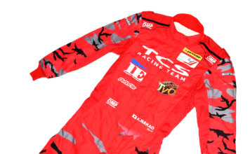 OMP ONE ART RACING SUITS
