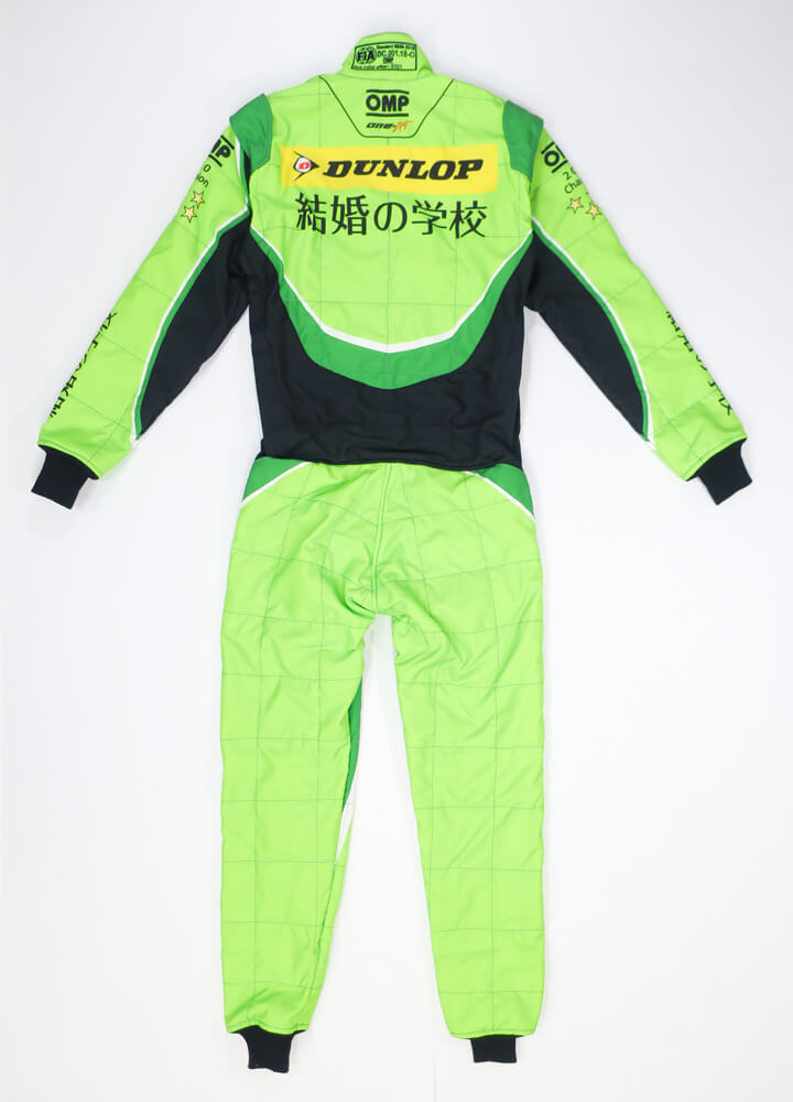 OMP オリジナルスーツ