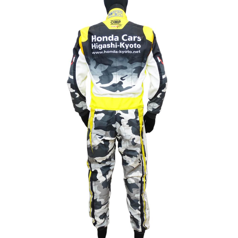 Kartsport OMP Jacke Racing Spirit